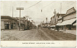 Castro Street, Mountain View, Cal., circa 1900