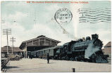 The Southern Pacific Broad Gauge Depot, 1908