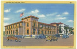 Post Office, San Jose, California, circa 1930-1940