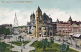 Electric Tower, San Jose, California, circa 1900