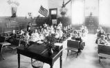 Longfellow School Fourth Grade, 1898