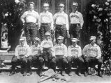 Cinnabars Baseball Team, 1897