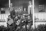 Group of Musicians, circa 1890-1910