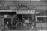 F. M. Jones Bicycle Store, 1906