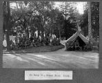 National Guard on Duty in St. James Park, 1906