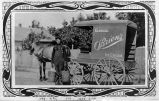 O'Brien's Candy & Ice Cream Wagon, circa 1910