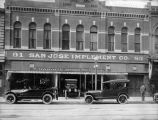 San Jose Implement Company, 1915
