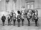 Santa Clara Municipal Band, Fifth Regimental Band, California National Guard, 1885