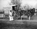 East San Jose Market Wagon, 1902-1912