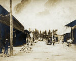 Chinatown, San Jose, CA after the 1906 earthquake
