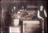 The First Arc Transmitter, 1910