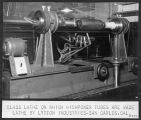 Glass Lathe, circa 1940-1950