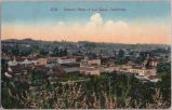 View of Los Gatos, circa 1905