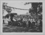 San Jose State Normal School May Fete, 1909