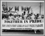 """Together in Pride"" San Jose's First Lesbian/Gay Pride Parade, 1974"
