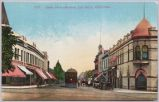 Santa Cruz Avenue, Los Gatos, California, circa 1915
