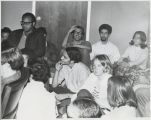 A Non-Violent Student Sit-In in the Dean of Students' Office, 1969