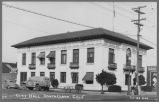City Hall, Santa Clara, Calif., circa 1945
