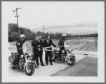 Ribbon-cutting De La Cruz Overpass, Santa Clara, 1963