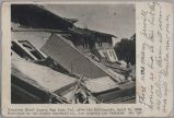 Vendome Hotel Annex, San Jose, Calig., after the Earthquake, April 18, 1906