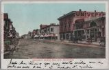University Avenue, Palo Alto, California, circa 1900