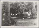 Bandstand in City Plaza Park at Lexington & Main Streets, 1908