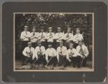 Pacific Manufacturing Co., Tug of War Team, circa 1900