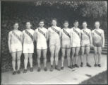 8 members of the 1912 track team