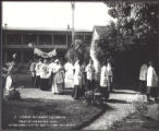 Blessed Sacrament procession