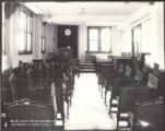 Front of the Court Room